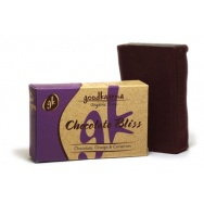 Chocolate Bliss, organic soap, 80g