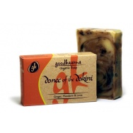 Dance of the Dakini, organic soap, 80g