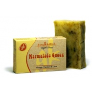 Marmalade Queen, organic soap, 80g
