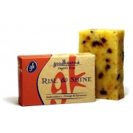 Rise and Shine, organic soap, 80g