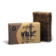 Wall St, organic soap, 80g